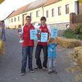 USV Sieger Phlipp Mang und Platz 3 für Markus Grill