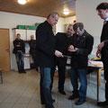 UNION Ehrenzeichen Bronze an Wolfgang Kirchner