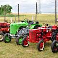 schönster Traktor: MC Cormick der Fam. Gerhart aus Missingdorf