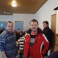 DJ Martin , Seniorensektionsltr. Roman Winglhofer und Herbert Mang