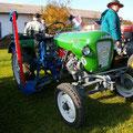 Lindner Traktor von Doris und Günter
