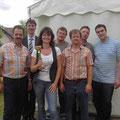 USV Team beim FF Fest Juni 2009