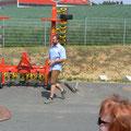Hr. Philipp Tuxa von der Firma APV leitete die Betriebsbesichtigung - Danke