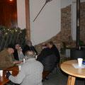 schon ab 16.00 Uhr waren die ersten Gäste aus nah und fern bei uns - danke an die vielen Besucher