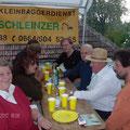 ..bis in die Abendstunden - wie es eben in Walkenstein üblich ist