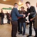 UNION Ehrenzeichen Bronze an Ing. Hannes Gollhofer