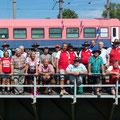 Fast alle Teilnehmer der Ausfahrt Sigmundsherberg 2015