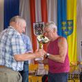 Walter Leutgeb - USV Taktorfreund und ältester Teilnehmer im gesamten Starterfeld