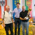 1. Platz Josef Bischinger - Traktororiginalzustand
