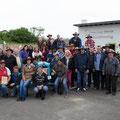 Gruppenfoto in Deinzendorf mit TANJA I