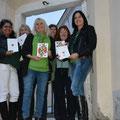 USV Damenteam - wie immer mit voller Motivation dabei