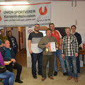 7. Platz für das Karl Team vom Karl Wirt Alberndorf