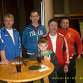 USV Team 2013: Fredl, Günther, Christian, Ewald und Fan Niklas