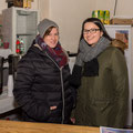 Saskia und Kerstin - viele fleissige Helfer im Hintergrund ermöglichen diese Veranstaltung
