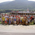 Teilnehmer beim USV Ausflug 2003