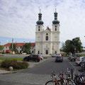 Zwischenstopp und Einkehr in Frauenkirchn