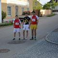 Den 2. Platz erreichter unser Team (Christian Batek, Philipp Gundinger u. Manuel Schleinzer) beim Laufbewerb  in Maissau