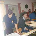 Unser EDV-Team: Christian und Manuel