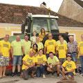 Power Team Stockern - Danke