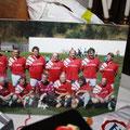 Andenken an das Meisterteam 1983