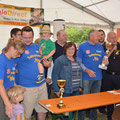 """""""USV Team Missingdorf"""" übernahme heuer den Siegerpokal...."""