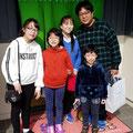 2018.3.21 多賀城からお越しの結城ファミリー!又のご来店お待ちしております(;_;)/~~~