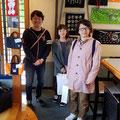 2019.4.29 東京から浜野ファミリー!癒されるう♥️何時もありがとうございます(*^^*)