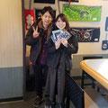 2020.2.23 多賀城からお越しのご夫妻!昨年の6月以来のご来店(●^o^●)ありがとうございました!
