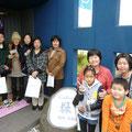 2014.11.6 東京から、みのり運輸ご一行様がご来店!社員旅行を兼ねて被災地に来られたそうです。たくさんのお買い物ありがとうございました♡