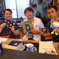 2013.9.5 尼崎の保育園先生方が来店されました。ご来店ありがとうございます。