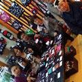 2014.10.26 神戸コレクションでお世話になったラブフェス代表釜谷さんご一行がご来店♡いつも応援してくださって本当にありがとうございます!ぜひまたお越しくださいませ!