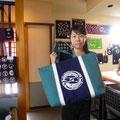 2013.11.4 佐賀のイベント「Heart&Earth」でお世話になった吉岡さん。ありがとうございましたー!