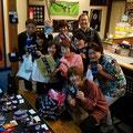 2019.11.2 大阪から坂口先生ご一行ご来店いただきありがとうございました!何時も元気をいただいております(^_^)v