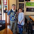 2019.5.10 仙台駅でお会いした高橋さんが気仙沼に遊びに来て下さいました!感激!!今度は釣りにいらして下さいね(*^^*)