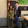 2019.6.19 鶴見大学の学生さんを毎年ボランティアに連れて来ていただいていた大蔵さん!ご結婚おめでとう( ・´ω`・ )