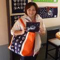 2014.11.28 訪問介護ステーション社長の鎌野さん♡素敵なパワーにスタッフはいつも癒されています!いつもいつもありがとうございます♡