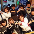 2014.3.30 Project架け橋のボランティアに来てくださった九州の大学生の皆さん。元気な笑顔にパワーをもらいました!ありがとうございました!