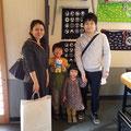 2018.3.21 仙台から家族旅行でいらっしゃいました♡またのご来店をお待ちしております!