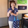 2014.8.27 朝イチでご来店の、東京からのお客様♡ベネッセさんとのコラボ商品をご愛用いただきありがとうございます〜♡♡ぜひまたご来店くださいませ!