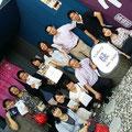 2014.9.16 海の市のイベントで気仙沼に来られたhappy japan Projectの皆さまがご来店♡お店は大にぎわいになりましたー☆ありがとうございましたー♡♡