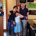 2019.8.15 九州から北御門ファミリー突然のご来店♥️びっくりしたけど本当に嬉しかった(*^^*)