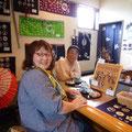 2014.6.8 仙台からのお客さま!ステキなバッグをオーダーいただきました♡ありがとうございました!!
