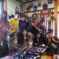 2013.11.16 東京からボランティアでお越しになった9名のお客様!店内はとってもにぎやかになりました!