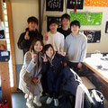2018.3.1 神戸から前田先生ご一行!何時も被災地のボランティアや応援ありがとうございます!