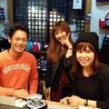 2014.10.13 九州からご来店の武田様ご夫婦とあいちゃんがご対面!楽しい時間をありがとうございました♡♡
