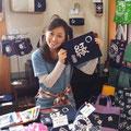 2014.6.1 東日本放送KHB☆突撃!ナマイキTVの取材に来てくださった山口リポーター♡とっても綺麗な方でした♡♡