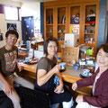 2014.9.18 兵庫からのお客様がご来店!ほんわかやさしい雰囲気に和みのひとときをいただきましたー♡ありがとうございました!!
