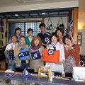 2013.6.12 神戸からお客様がいらっしゃってたくさん買っていただきました。