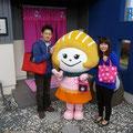 2013.12.1 佐賀ご出身の仲睦まじいご夫婦です♡3度目のご来店ありがとうございます!ふかひれちゃんと一緒にパチリ♪