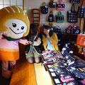 2014.1.12 お客さまとふかひれちゃん☆とってもステキな笑顔をありがとうございます!